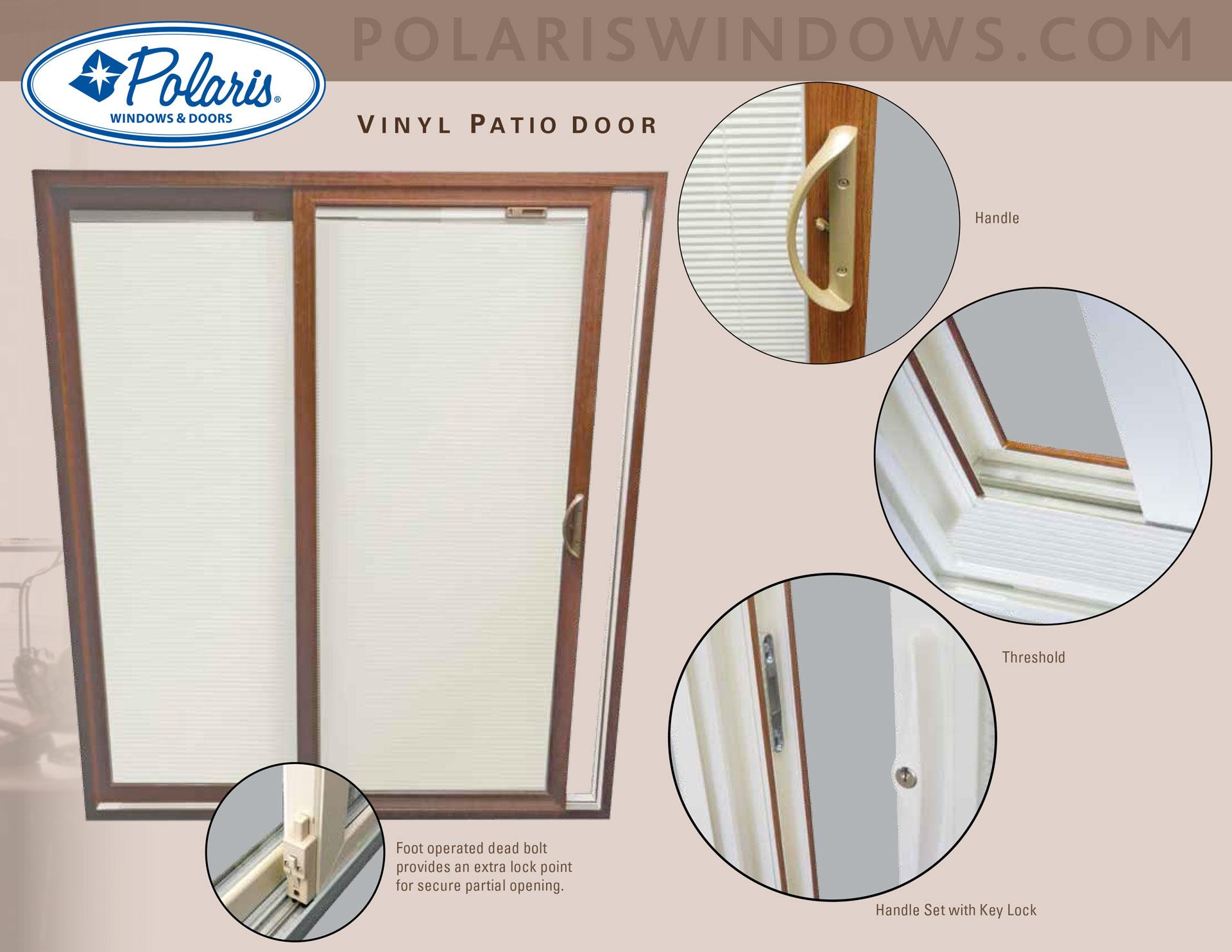 Polaris Thermalweld Plus Patio Doors Brochure Indianapolis