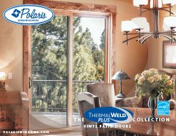 Polaris Thermalweld plus patio doors brochure