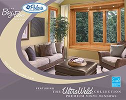 Polaris Ultraweld Bay & Bow windows brochure