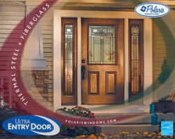 Polaris ultra entry doors brochure