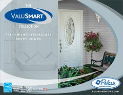 valusmart polaris entry doors brochure